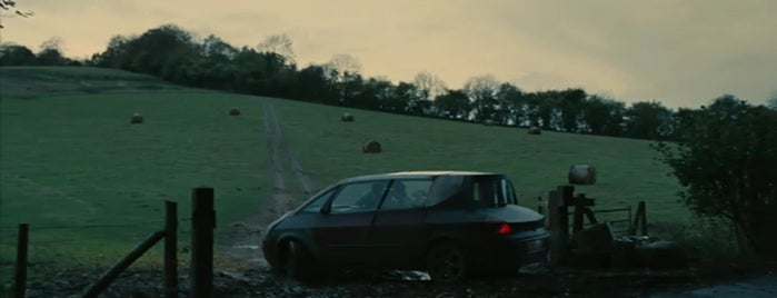 Stockers Farm is one of Children of Men (2006).