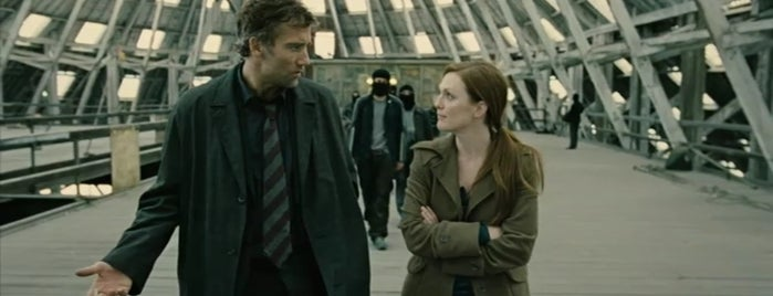 Chatham Historic Dockyard is one of Children of Men (2006).