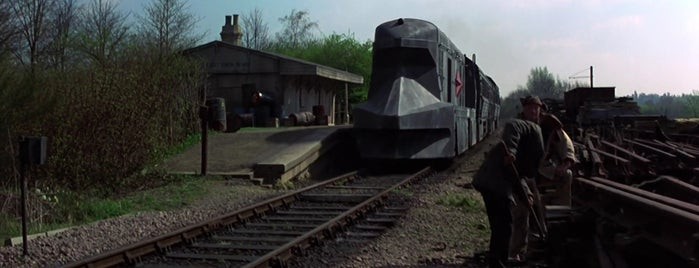 Nene Valley Railway is one of UK Film Locations.