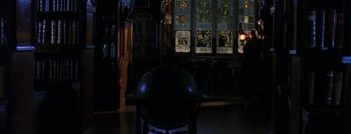 Duke Humfrey's Library is one of Мой список великих английских планов.