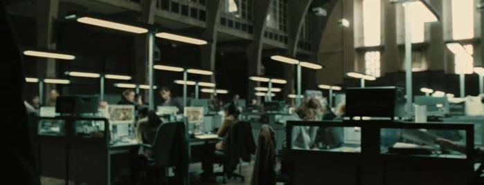Royal Horticultural Halls is one of Children of Men (2006).