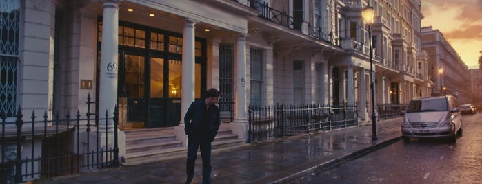 69 Courtfield Gardens is one of London.