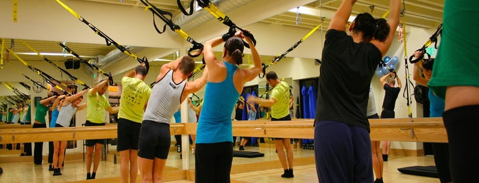 LAB5 Fitness is one of Orte, die Kimmy gefallen.