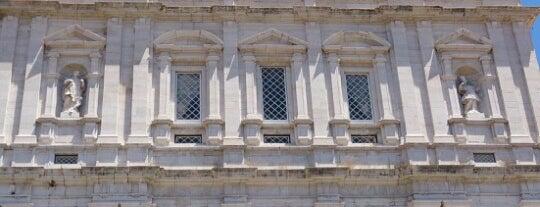 Mosteiro de São Vicente de Fora is one of Lisbon Recommendations.