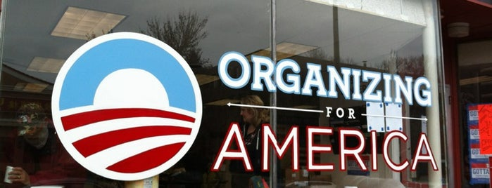 2012 Obama Re-election Campaign Headquarters is one of Orte, die Austin gefallen.