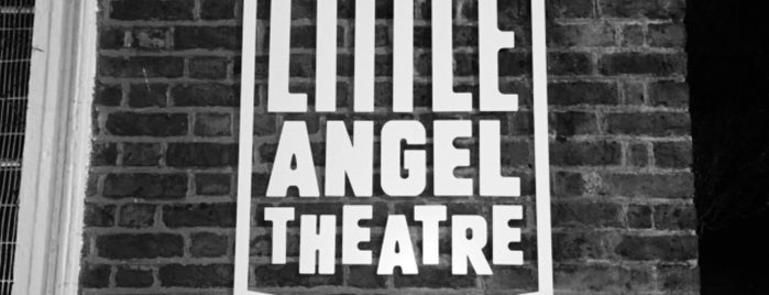 Little Angel Theatre is one of Posti salvati di Jana.