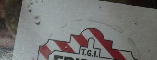 TGI Fridays is one of Lugares favoritos de Rachel.