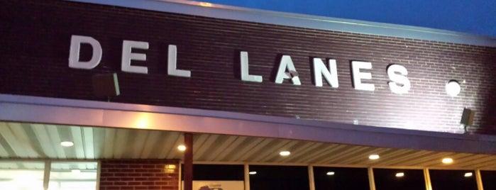 Del Lanes is one of Nicholas: сохраненные места.