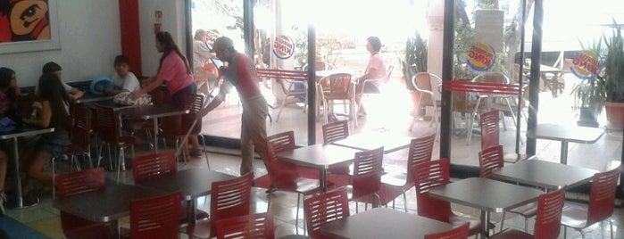 Burger King is one of Tempat yang Disukai Selin.
