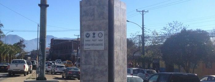Monumento M. Ghandi is one of Lugares favoritos de Gianfranco.