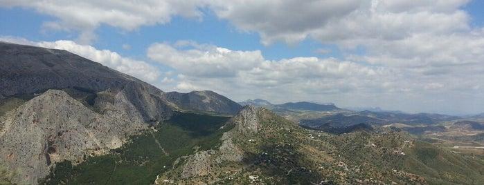 El Chorro Monte Huma is one of Actividades de Ocio en Antequera.