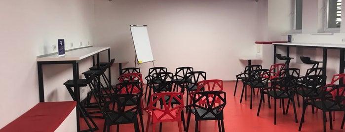 UNDERHUB is one of Coworking in Kiev.