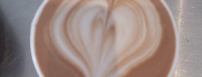 Groundwork Coffee Co. is one of สถานที่ที่ Shara ถูกใจ.