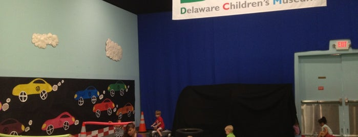 Delaware Children's Museum is one of Orte, die Johnika gefallen.