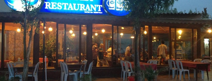 Acar Restaurant&Cafe is one of Gidilecekler.