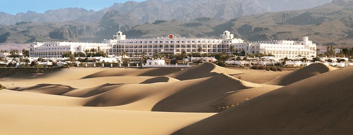 RIU Palace Maspalomas is one of Henry 님이 좋아한 장소.