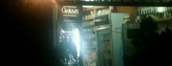 Garaje Gourmet is one of Miraflores.