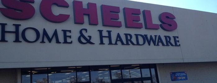 Scheels Ace Hardware is one of Posti che sono piaciuti a Mark.