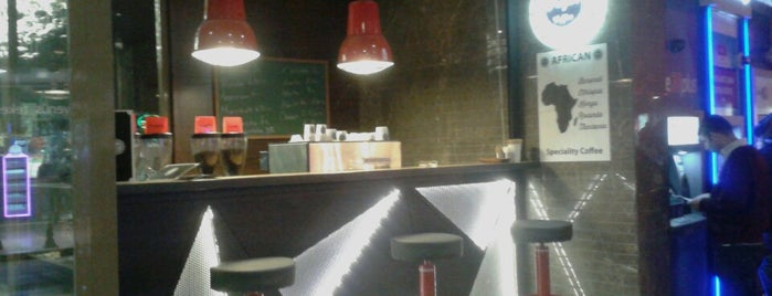 At Origin Coffee is one of İstanbul.