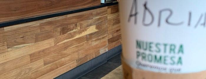 Starbucks is one of สถานที่ที่ @davidaustria ถูกใจ.