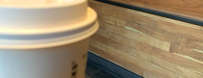 Starbucks is one of Locais curtidos por @davidaustria.