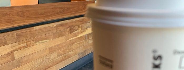 Starbucks is one of Joss : понравившиеся места.