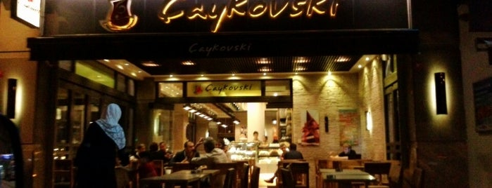Çaykovski is one of Food / Istanbul.