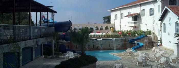 Hotel Fazenda Fonte Colina Verde is one of Cidades... e lugares...