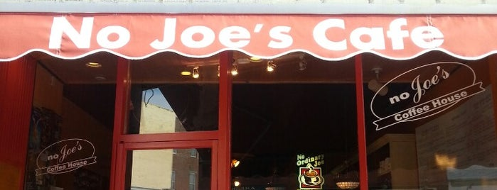 No Joe's Cafe is one of Red Bank, NJ.