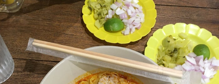 Ongtong Khaosoi is one of Eating In Ari, Bangkok.