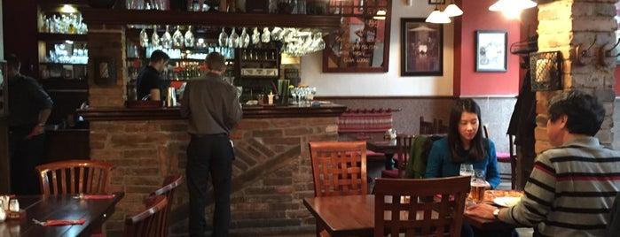 Ristorante Carmelita is one of Best restaurants in Prague.