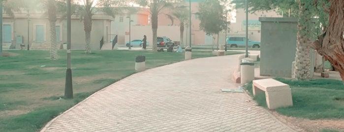 AlRaid park حديقة الرائد is one of Tempat yang Disimpan Queen.