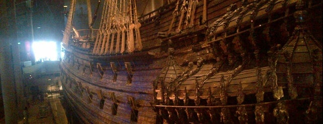 Vasamuseet is one of Funky Sweden.