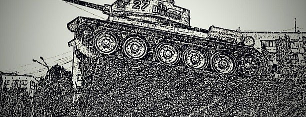 Памятник Т-34 is one of VRN.