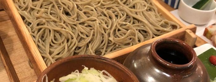 蕎麦切 砥喜和 is one of 田町ランチスポット.