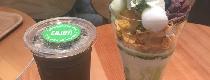 Nana's Green Tea is one of Seattle Noms.