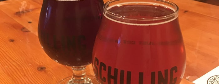 Schilling Cider House is one of Seattle.