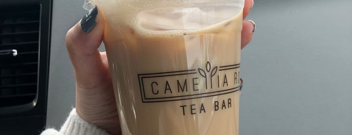 Camellia Rd Tea Bar is one of San Diego.