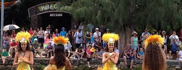 Polynesian Cultural Center is one of Oahu V2.