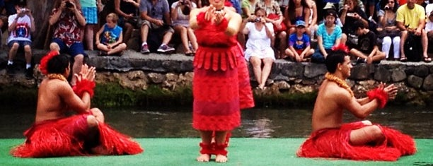 Polynesian Cultural Center is one of Hawaii 2014 LenTom.