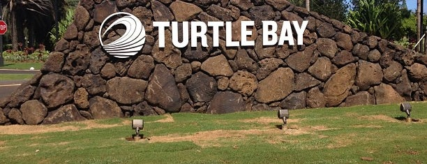 Turtle Bay Resort is one of Oahu: The Gathering Place.