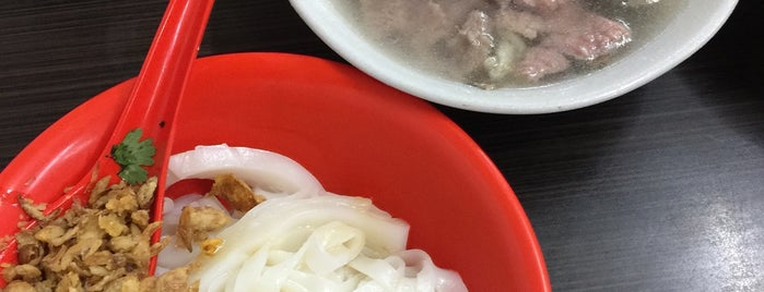 Bakso A Kiaw 99 is one of Jkt Simple Art of Eating.
