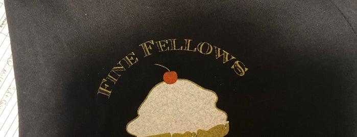 Fine Fellows Creamery is one of Locais curtidos por Erica.