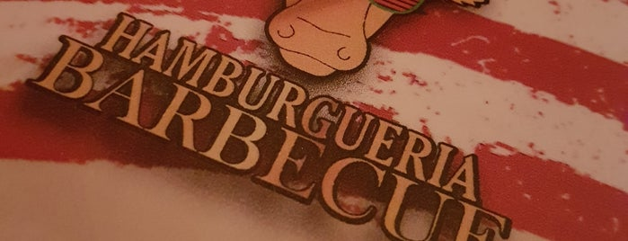 Hamburgueria Barbecue is one of Guilhermeさんのお気に入りスポット.