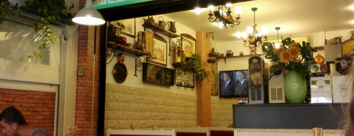 La Tavernetta is one of Olivier : понравившиеся места.