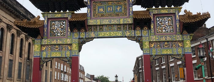 Chinatown Liverpool is one of Great Britain & Dublin.