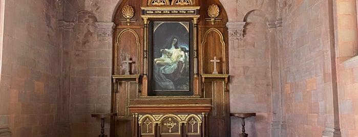 Capilla De Maximiliano De Habsburgo is one of Queretaro San Miguel.
