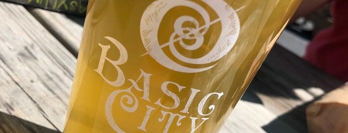 Basic City Beer Co. is one of Posti salvati di Rachel.