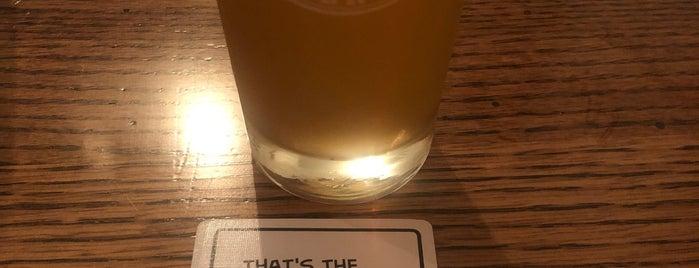 Skipping Rock Beer Co. is one of Posti salvati di Rachel.