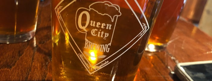 Queen City Brewing, Ltd. is one of Beer.